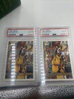 2 Kobe Bryant 1997 Topps #171 PSA Ex-Mnt 6 Second Year !!!!