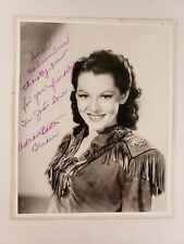 HOLLYWOOD ACTRESS ADRIAN BOOTH SIGNED AUTOGRAPHED 8X10 PHOTO