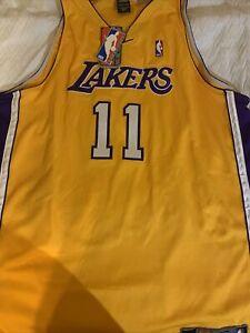 Nike Karl Malone Los Angeles Lakers Sports Fan Apparel & Souvenirs ...