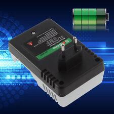 EU Plug Charger For AA/AAA/9V/Ni-MH/Ni-Cd Rechargeable Battery Batteries#DB