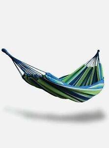 Hammaka Woven Brazilian Hammock, Green