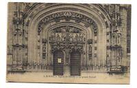 bourg  église de brou  le grand portail