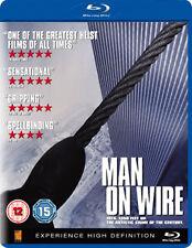 MAN ON WIRE - BLU-RAY - REGION B UK