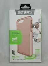 New Authentic BodyGuardz Ace Pro Impact Protection Case iPhone 6s 7 8 Plus Pink