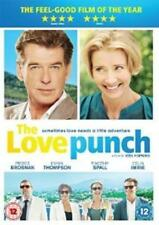 THE LOVE PUNCH PIERCE BROSNAN EMMA THOMPSON EONE UK 2014 REGION 2 DVD NEW