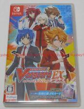 Nintendo Switch CARDFIGHT Vanguard EX Japan 4562240236664