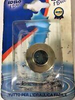 Idro Bric portagomma in ottone per rubinetti da 1/2 K0259 B ricambio idraulica