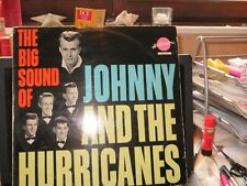 Johnny and the Hurricanes: The Big Sound Of RARE GERMAN PRESS HELIODOR LP!!