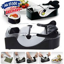 Sushi Maker Delicious Roll Easy Kitchen Machine Perfect Gadgets AU Roller Magic