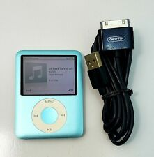 Apple iPod Classic Green (8GB) Model A1236 Perfect Shape, tested working 💯