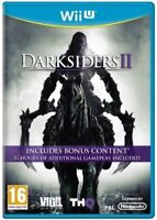 Darksiders II 2 Wii U - MINT - 1st Class Fast Delivery