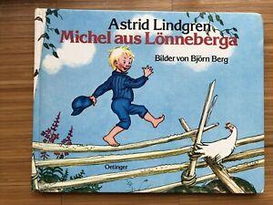 Michel aus Lönneberga - Astrid Lindgren ZUSTAND SEHR GUT