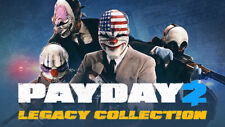 Payday 2 Legacy Collection | Steam Key | PC | Digital | Worldwide