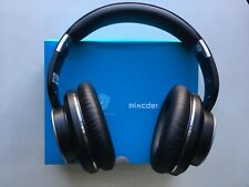 Mixcder ShareMe 5 Over-Ear Bluetooth Headphones Headsets with Mic - Black