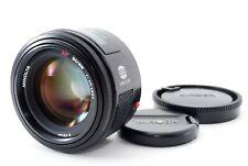Minolta AF 50mm F/1.4 Prime Lens For Sony Excellent++++ Japan Tested Fedex #6102