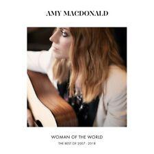 Woman Of The World Amy MacDonald Audio-cd 2018