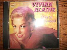 Vivian Blaine-Live In Hollywood-1999 AEI!