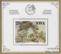 Namibia - Southwest block8 (complete.issue.) fine used / cancelled 1983 Historic