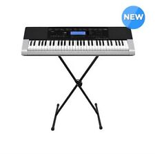 Casio CTK-4400 Keyboard in Black with Stand