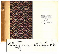 Eugene O'Neill Signed Limited Edition Lazarus Laughed