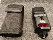 Canon Speedlite 430EX Shoe Mount Flash