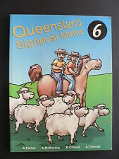 Queensland Signpost Maths 6 by Pascal Press (Paperback, 2000)