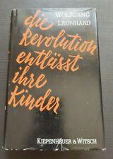 The Revolution redundant their children-Wolfgang Leonhard