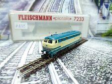 Fleischmann 7233 - N - DB - Diesellok 210 004-8 - Analog - OVP -  #A375