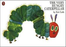 The Very Hungry Caterpillar By Eric Carle - Hard Cover