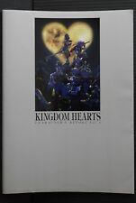 JAPAN Kingdom Hearts Character's Report vol.1 (Art Book)