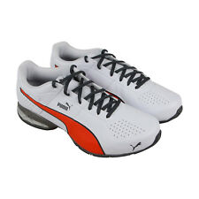 Puma Cell Surin 2 FM 18987623 Mens White Low Top Athletic Gym Running Shoes