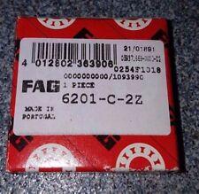 Roulement FAG 6201-C-2Z
