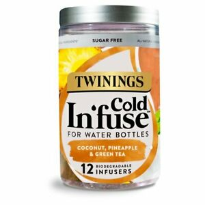 Twinings Cold Infuse Coconut, Pineapple & Green Tea 30g