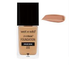 Wet n Wild Photo Focus™ Foundation - Cream Beige
