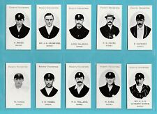 More details for cricket -  nostalgia repros  (of taddy) - 100 sets of 15 surrey  cricket cards