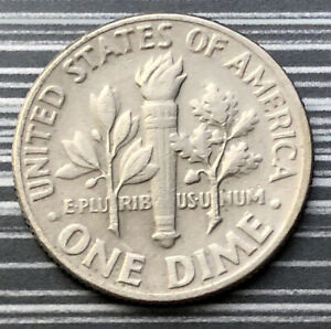 1970 UNITED STATES OF AMERICA U.S.A ONE 1 DIME COIN - LIBERTY - ROOSEVELT