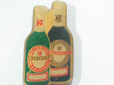 Becks Beer 2 Bottles German Beer Pin ** #85