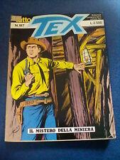 TUTTO TEX IL MISTERO DELLA MINIERA NUMERO 187 SERGIO BONELLI 15 DICEMBRE 1994