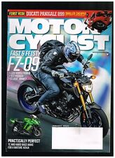 MOTORCYCLIST JANUARY 2014 SEE CONTENTS PAGE IN SECOND PHOTO