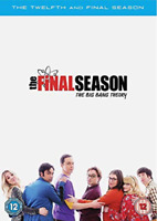 Big Bang Theory: Complete Twelfth & Final Season [DVD]  BRAND NEW Factory Sealed