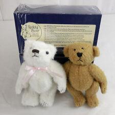 Edition Atlas teddy Baer Heritage Collection Teddybär verschiedene