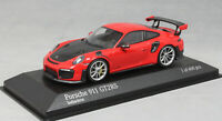 Minichamps Porsche 911 991 Gen 2 GT2RS GT2 RS in Indian Red 410067238 1/43 NEW
