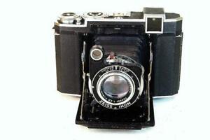 ZEISS IKON  SUPER IKONTA 532/16  Final Pre War Model 1939. The Best Ever Made
