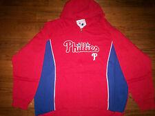 New listing PHILADELPHIA PHILLIES NEW MLB FULL SPEED BREAK HOODED SWEATSHIRT