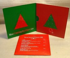 Buon Natale e Felice 1993 RARO CD PROMO BMG, Dalla, Carboni, Morandi, Bungaro