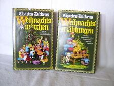 Charles Dickens, Bücher Weihnachtserzählungen v. Dickens
