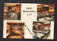 """CAMPAN (65) HOTEL-RESTAURANT """"BEAUSEJOUR / E. GARCIA Propriétaire"""" en 1992"""