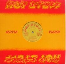 "THE ACCURATE TEAM Kouchie Is Hot / Kouchie Is Dub original 1983 HOT STUFF 12"""