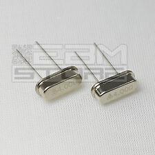 2 pz Quarzi 4 MHZ quarzo pic atmega arduino ART. CX02