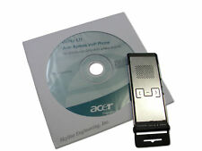 LC.VIP00.014 Genuine Acer Xpress VoIP Skype Phone Kit Bluetooth